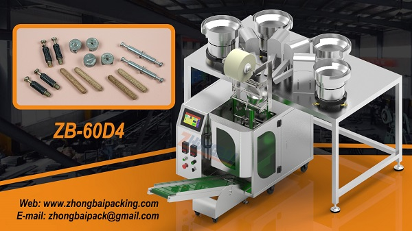 Furniture Fittings Sorting Packing Machine